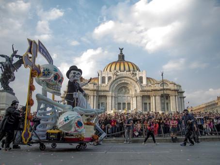 """[가을] """"망자들의 축제""""와 함께 하는 멕시코 8일"""