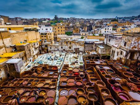 [겨울] 사하라와 아틀라스산맥의 아프리카! 모로코 단독 일주 10일!