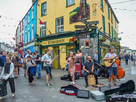 [마감]문학과 음악, 그리고 술의 나라, 아일랜드 여름 여행(7.19~28)