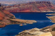 Flaming Gorge I