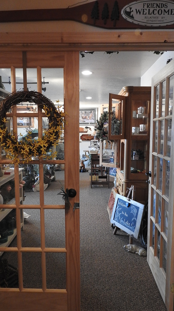 Gift Shop Entry