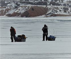 Ice Fishing 2019