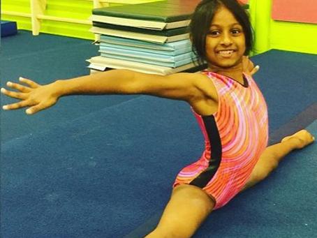 Myths about Gymnastics. Flexibility.