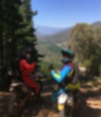 4x4 and Dirt Bike Tag along tours Bright Victoria Australia