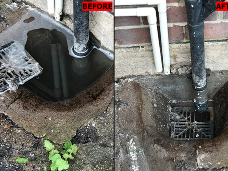 Booking drain repairs in London in any weather