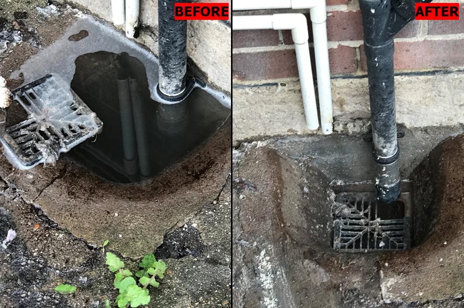 Drain Repairs in London