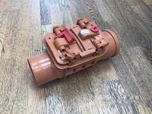 Anti-flood valve installed in Charlton, SE7