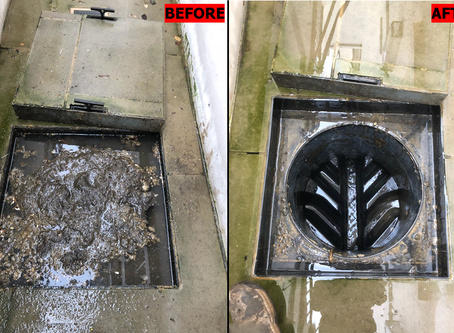 Emergency drain clearance in London