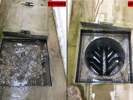 Emergency drain clearance in London