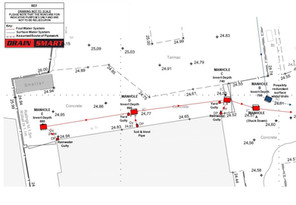 CCTV drain survey in Sydenham, SE26