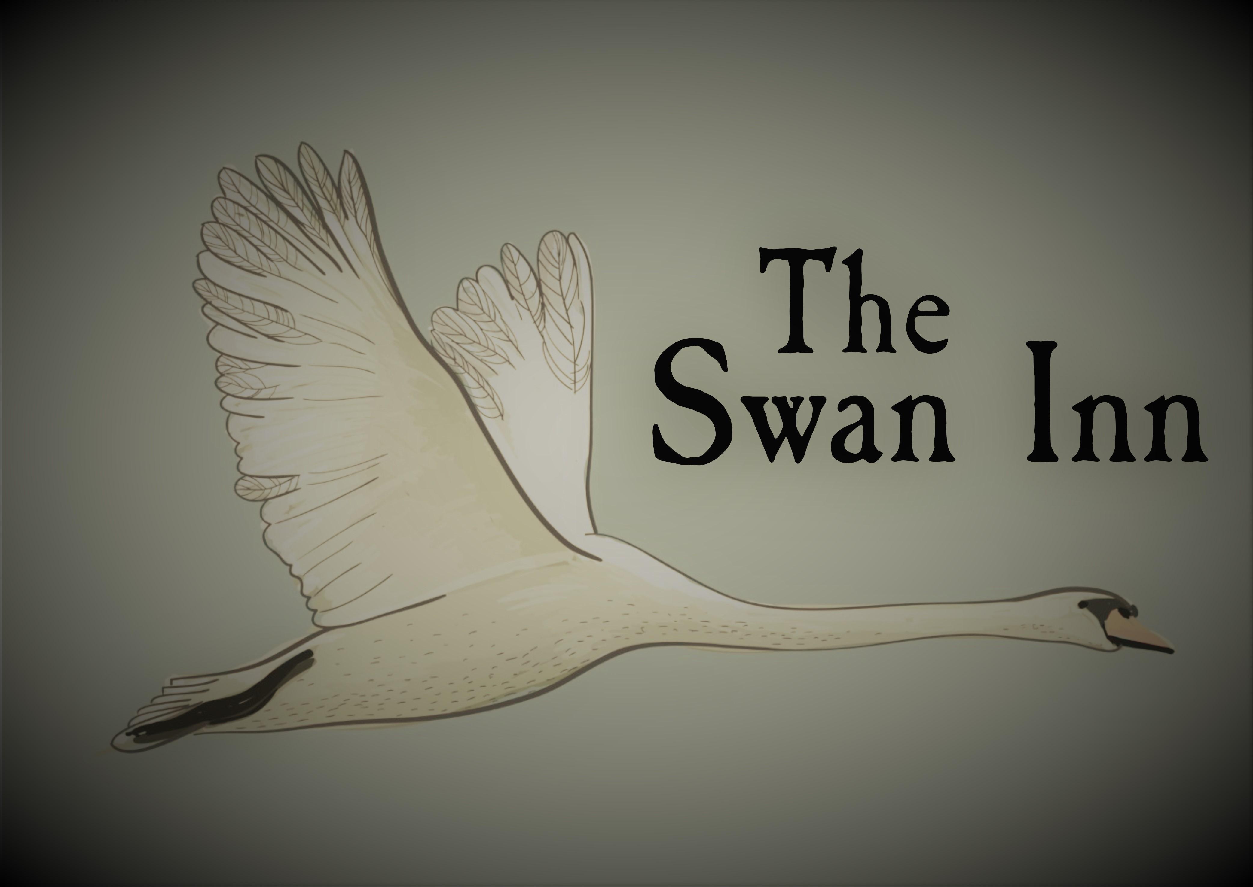 Swan Logo fisheye