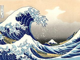 A graça da desgraça de uma raça......Tsunami