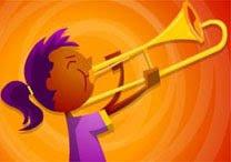 Botando o Blog no Trombone