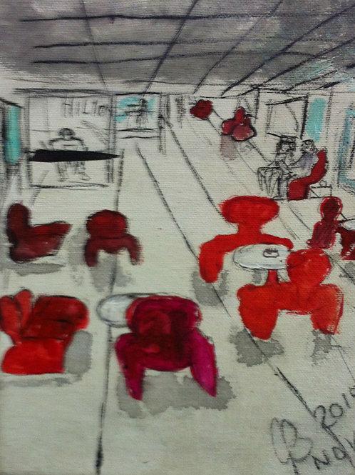 Discovery Room de Gustavo Burkhart