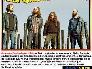 Amao Quartet Semi Acústico