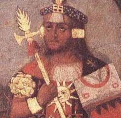 Pachacutec não tinha face
