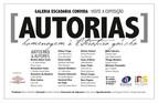 Exposição Autorias, na Escadaria da Borges 2021