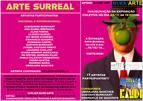 Exposição Arte Surreal no Atelier Burk'Arte