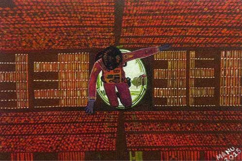 Desligando Hal-9000 de Emanuele