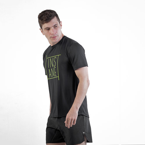 Camiseta IR Neon Preta