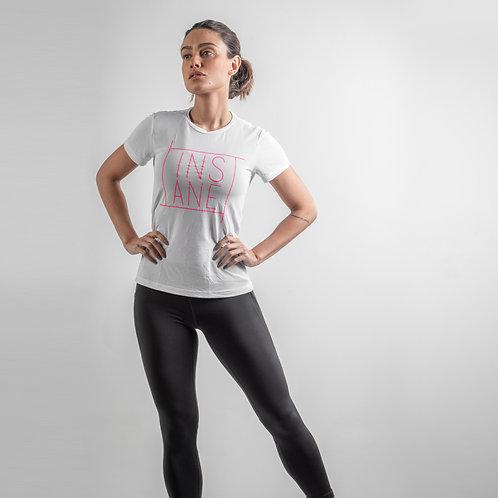 Camiseta IR Neon Branca