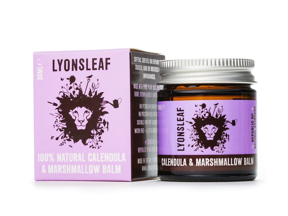 Lyonsleaf 100% Natural Calendula & Marshmallow Balm