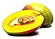 Fruit mango on white.jpg