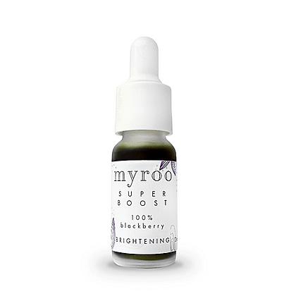 Myroo 100% Blackberry Brightening Super Boost Drops (fragrance free)