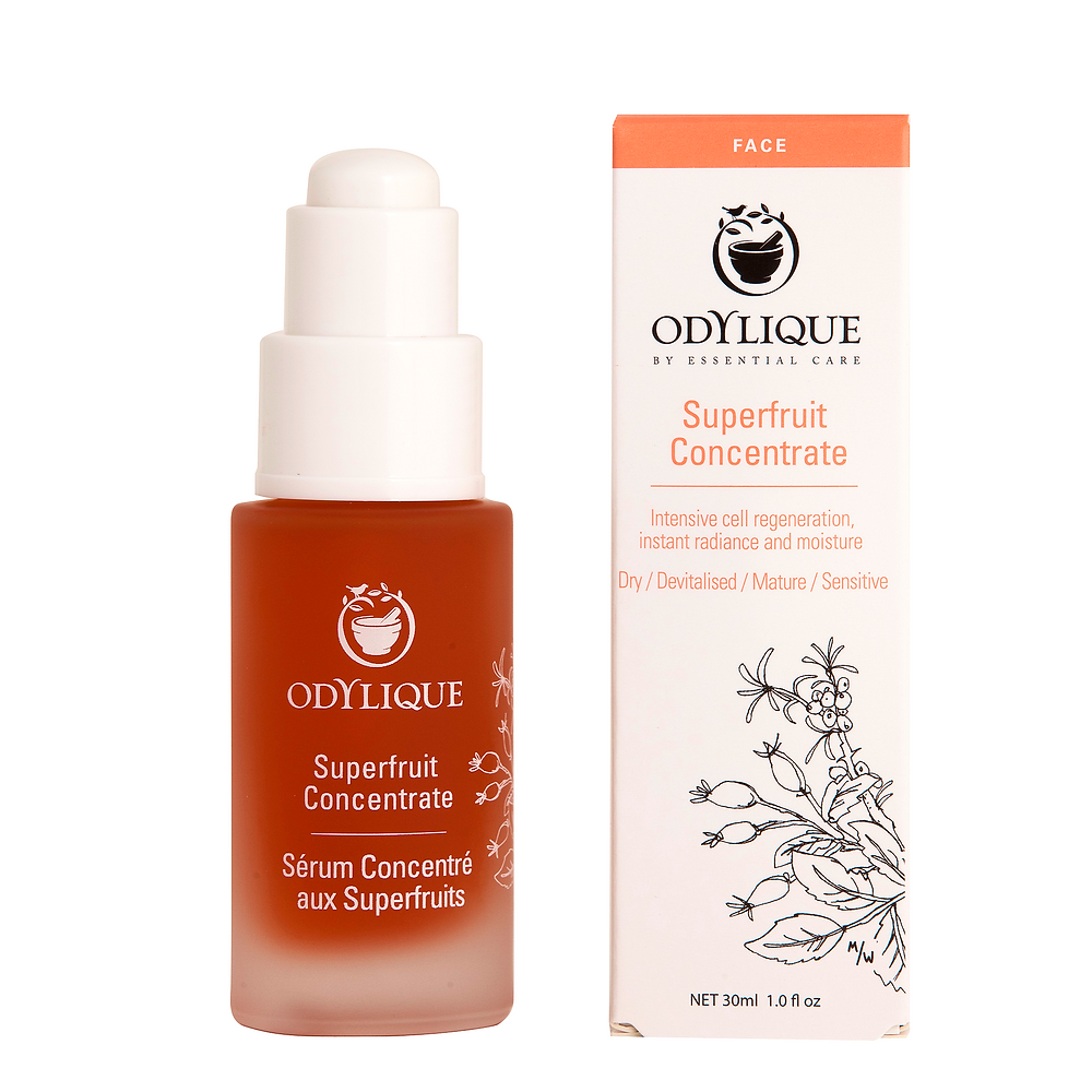 Odylique Superfruit Concentrate Serum for Dry and Dehydrated Skin