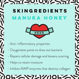 Manuka Honey Skin Care Benefits