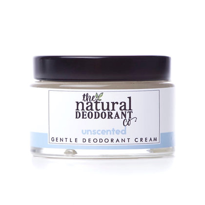 Gentle Unscented Deodorant Cream