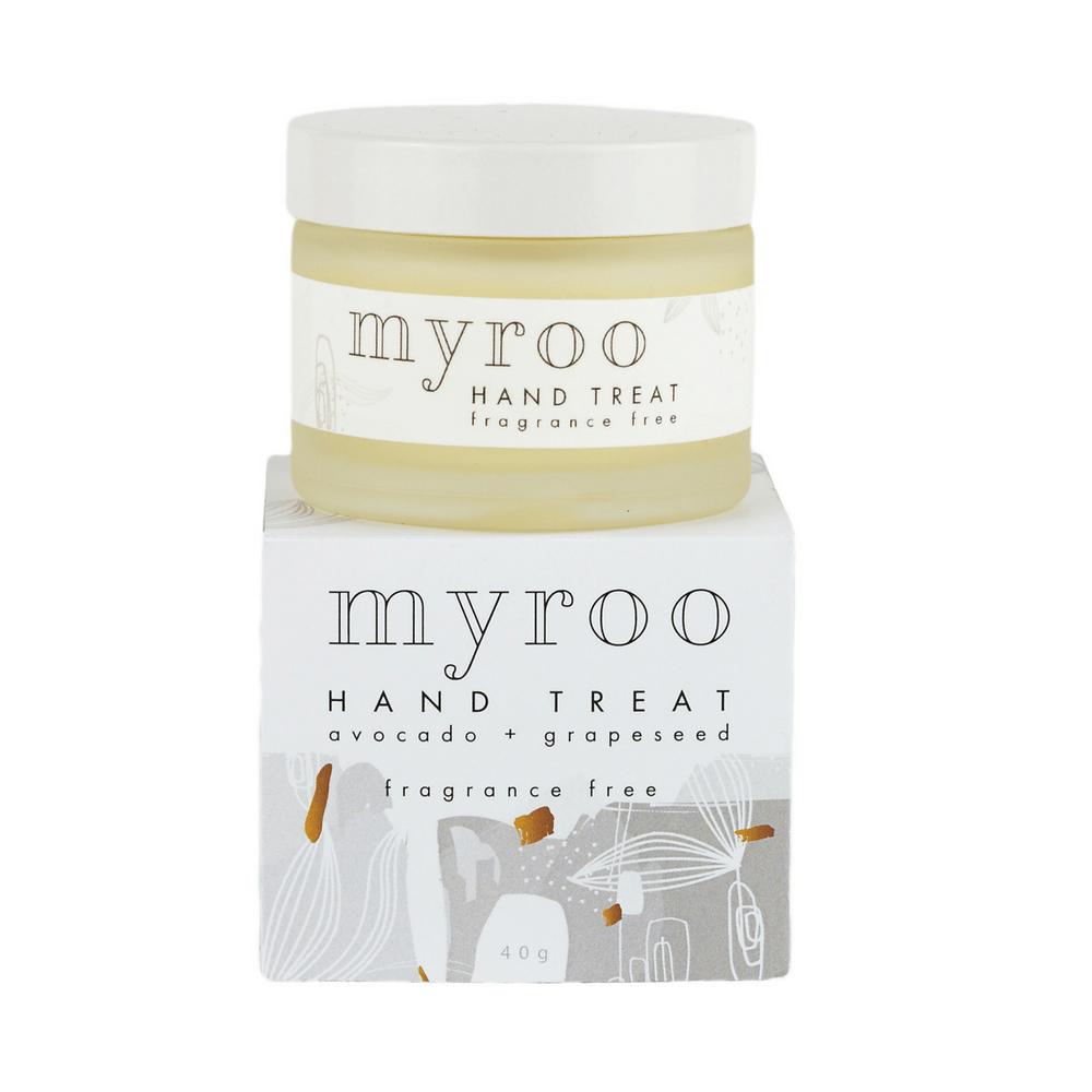 Myroo Fragrance Free Hand Treat