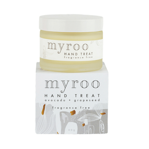 Myroo Fragrance Free Hand Treat
