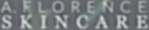 A Florence Skincare Logo