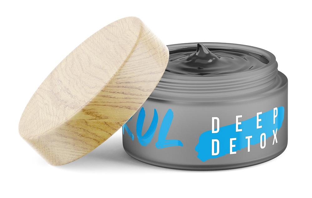 Vukul Deep Detox Clay Mask