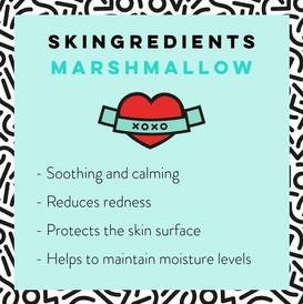 Marshmallow Skin Care Benefits