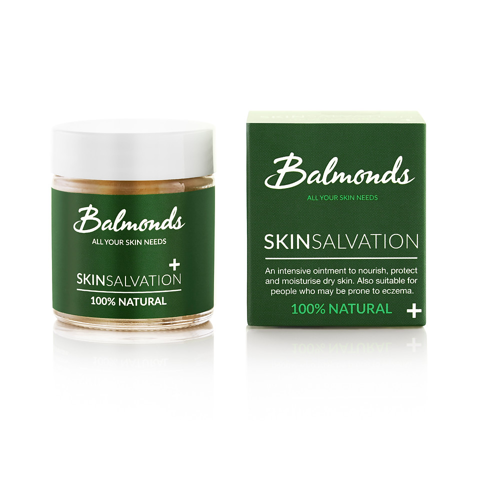 Balmonds 100% Natural Skin Salvation Balm
