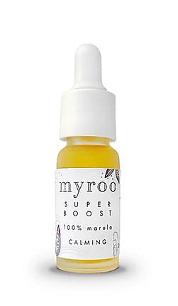 Myroo 100% Marula Calming Super Boost Drops
