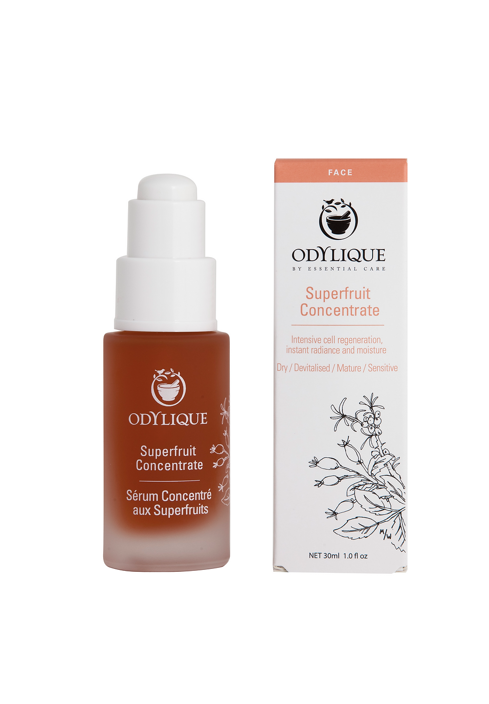 Odylique Superfruit Concentrate Facial Serum