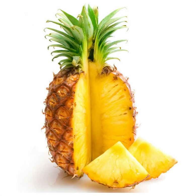 Enzyme Exfoliators are derived from fruits including; pineapple, papaya, kiwi fruit and figs