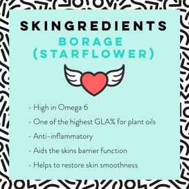 Borage Skin Care Benefits