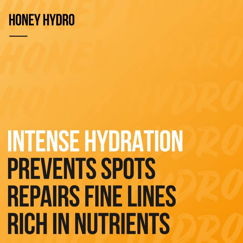 Honey Hydro Clay Mask Benefits