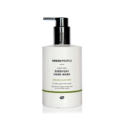 Green People Scent Free Everyday Hand Wash