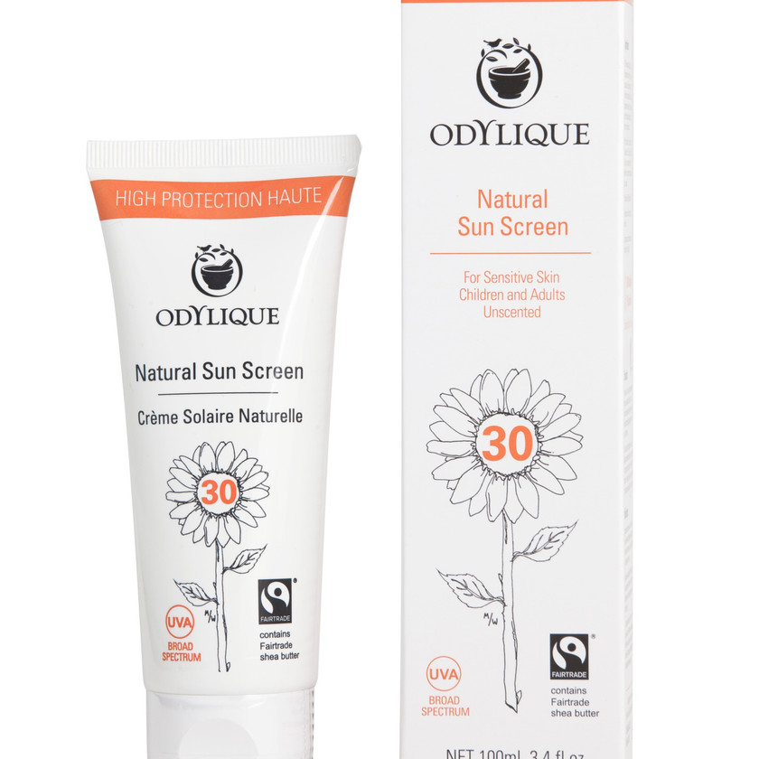 Odylique SPF30 Natural Sun Screen