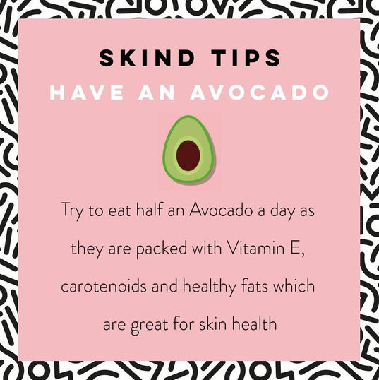 SKIND Tips - Have an Avocado