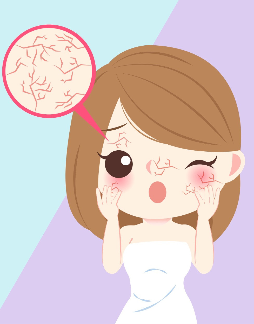 Dealing with Dry Skin