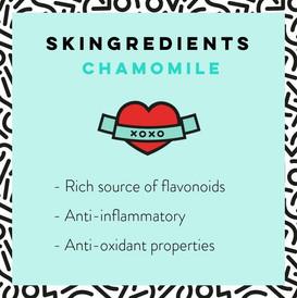 Chamomile Skin Care Benefits
