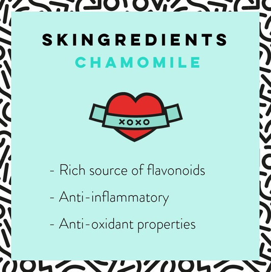 Chamomile Skin Care Benefits