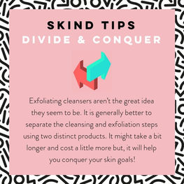 SKIND Tips - Divide & Conquer