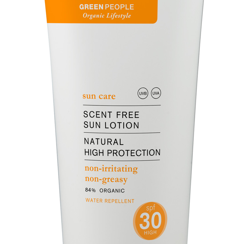 Green People Scent Free SPF30 Sun Lotion